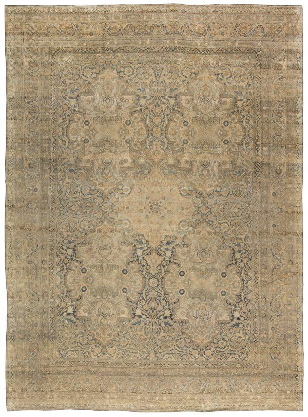 Persian Kirman Antique Rug BB5885