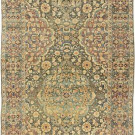 Antique Persian Kirman Rug BB5894