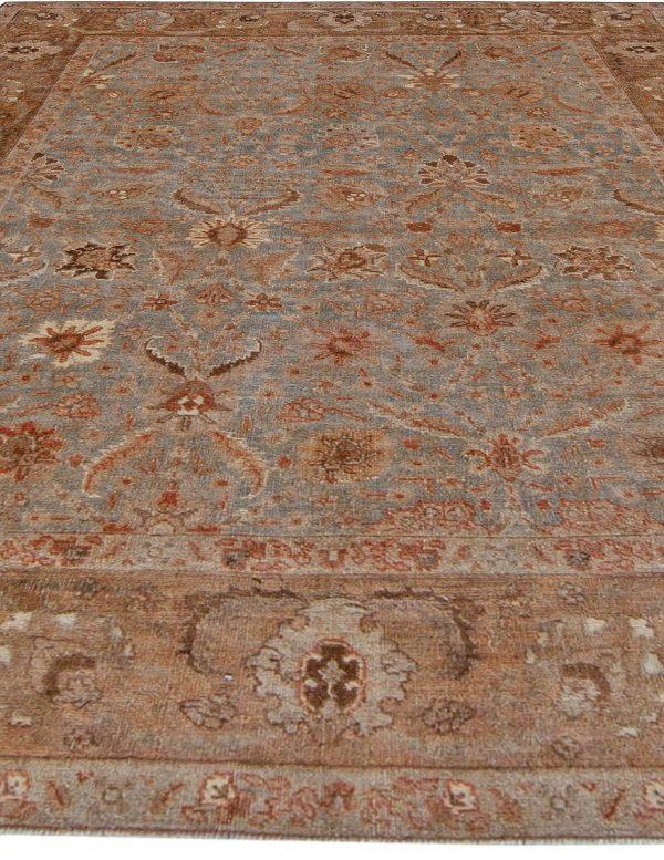 Antique Persian Kirman Rug BB5635