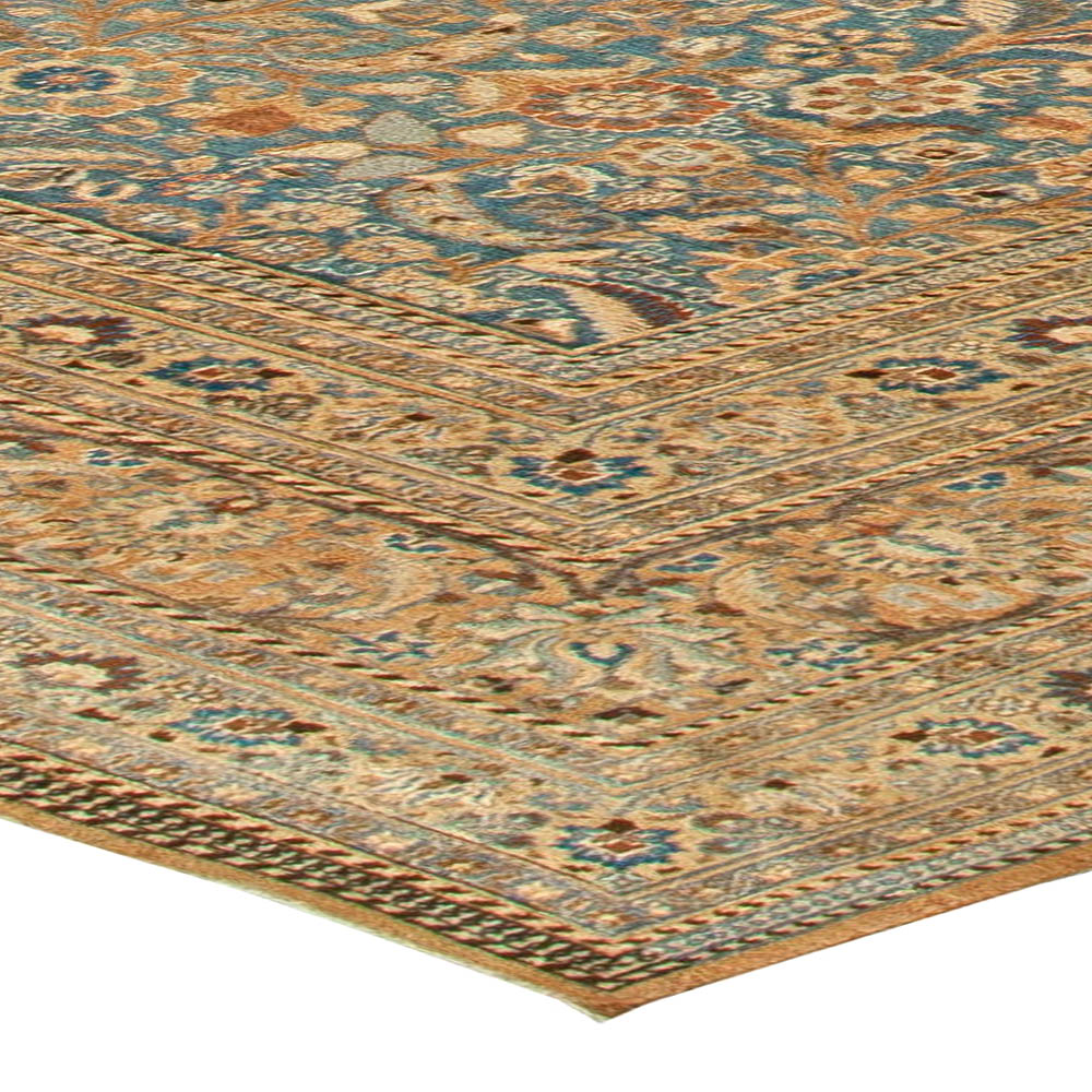Persian Meshad Antique Rug BB5831