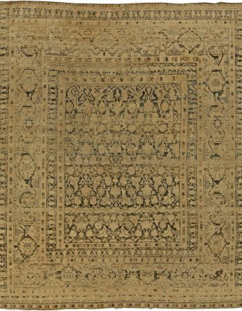 Alfombra persa antigua Meshad (tamaño ajustado) BB5975
