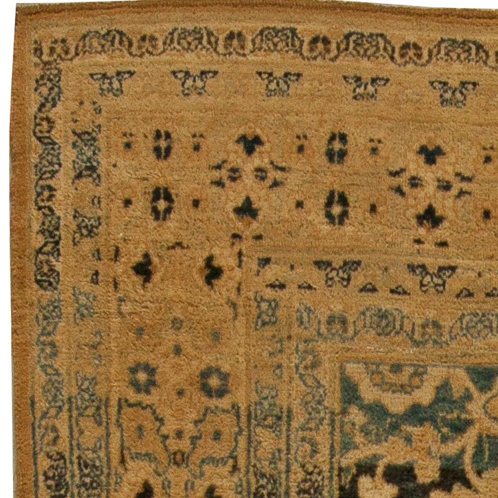 Antique Persian Meshad Rug BB5753