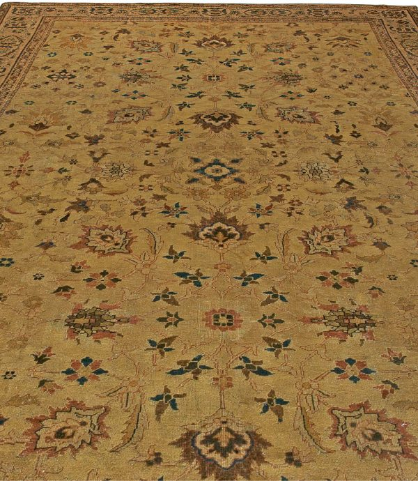 Persain Ssultanabad Antique Rug BB5935