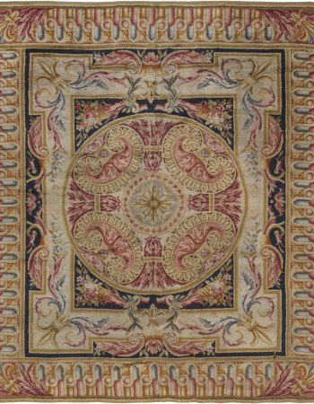 Antique Savonnerie Carpet BB1207