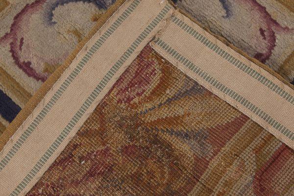 Antique Savonnerie Teppich BB1207