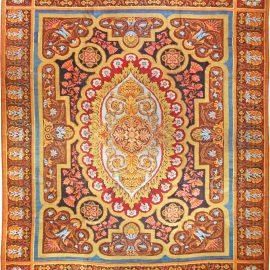 Antique English Axminster Carpet BB1316