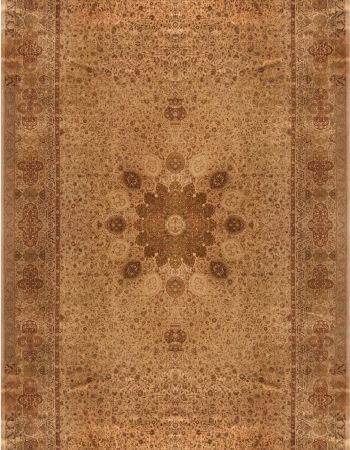 Antique Indian Amritsar Rug BB0479