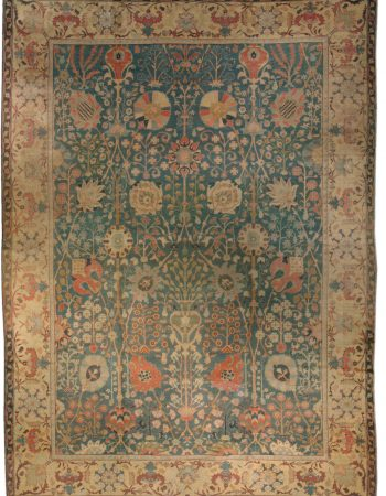 Antique Indian Carpet BB3063