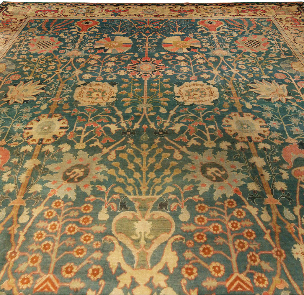 Antique Indian Carpet BB3063