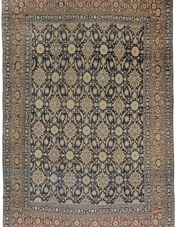 Antique Persian Kirman Rug BB0074