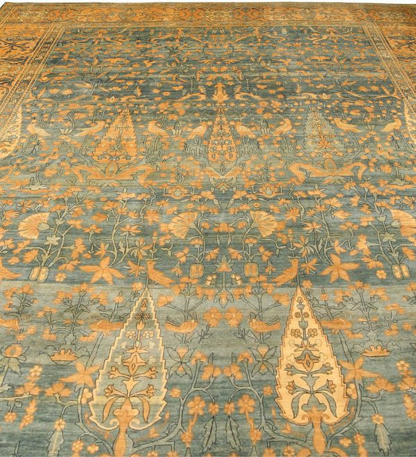 Antique Persian Kirman Carpet BB3700