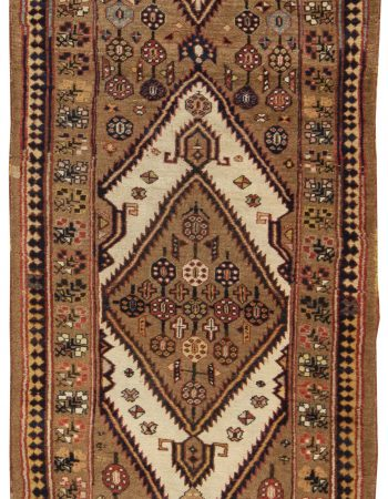 Antique Persian Sarab runner BB1802