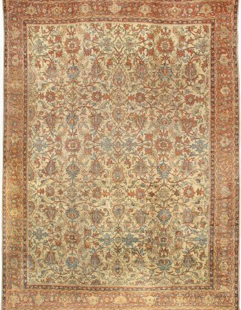 Antique Persian Sultanabad Teppich BB3336