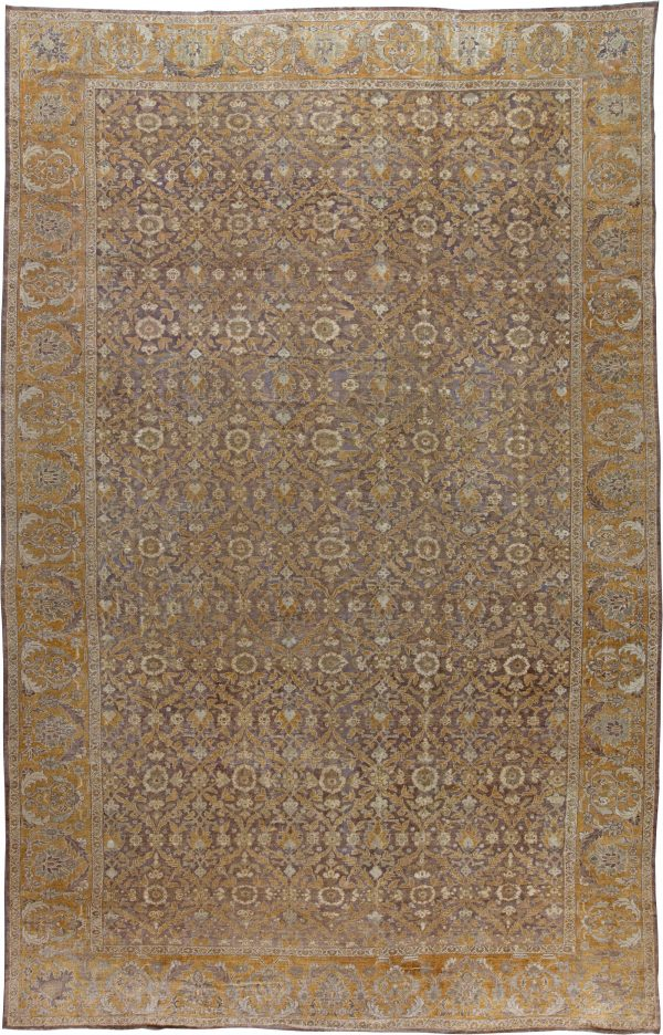 Antique Persian Sultanabad Rug BB4148