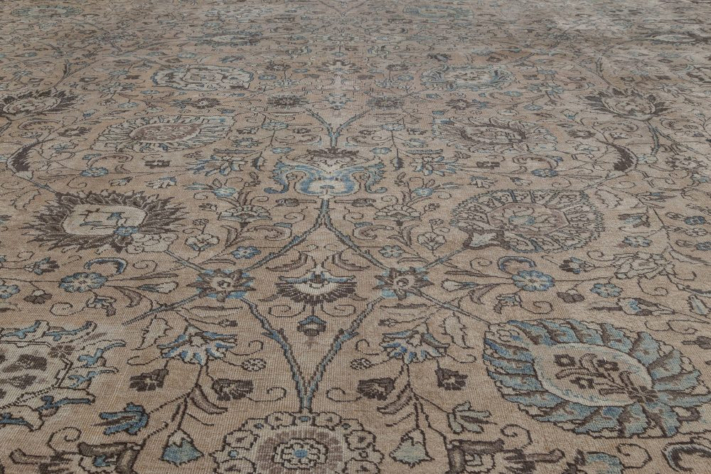 Vintage Persian Tabriz Rug BB2728