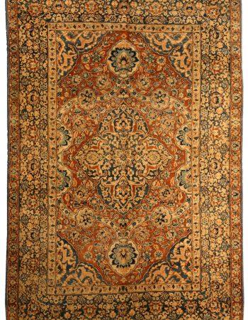 Antique Persian Kirman Teppich BB4125
