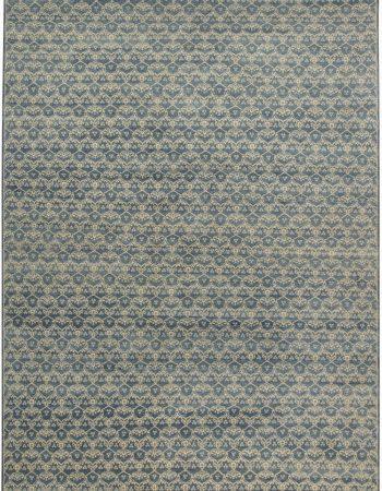 Blau Dekorativer Teppich N11600
