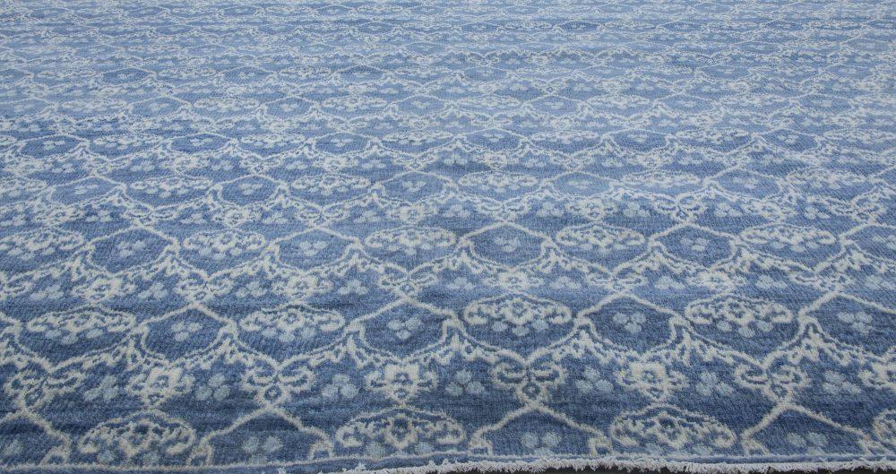 Blue Ornamental Rug N11600