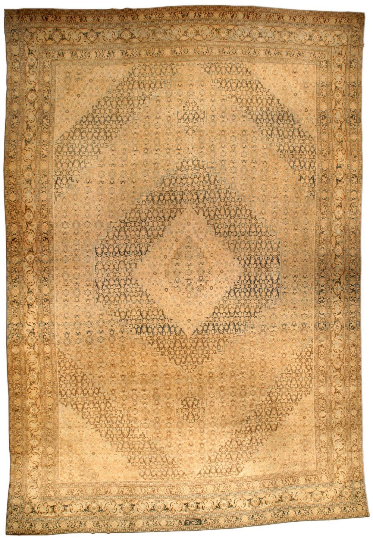 Persian Tabriz Carpet BB3640