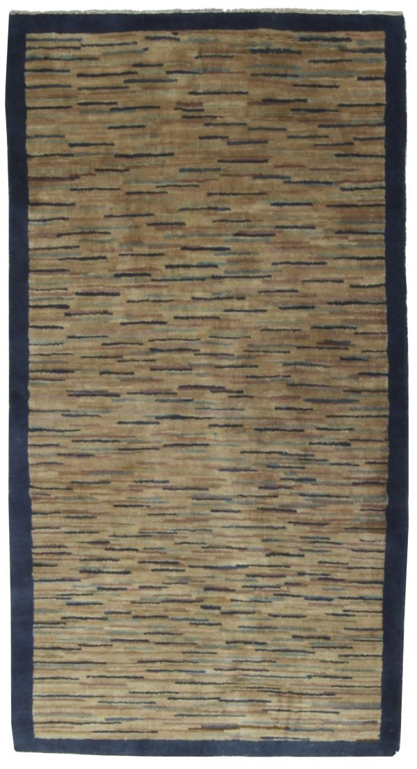 Vintage Deco Chinese Rug BB5358