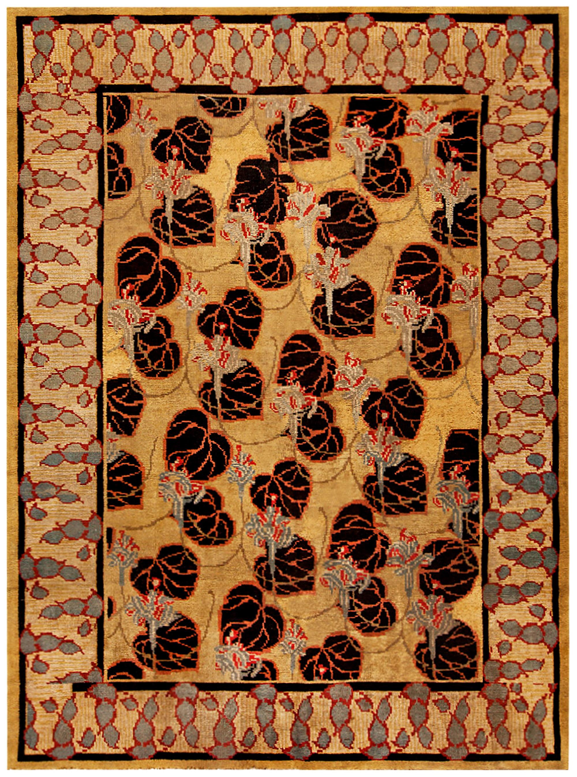 Vintage Irish Carpet BB1053