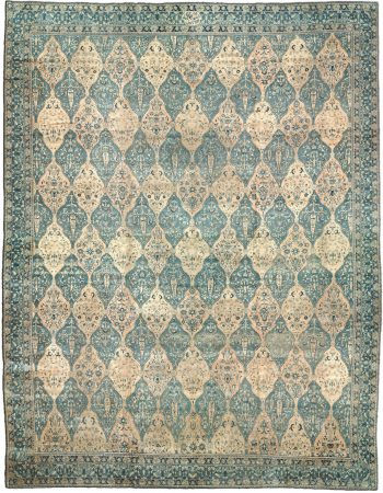 Oversized Vintage North Indian Carpet BB2023