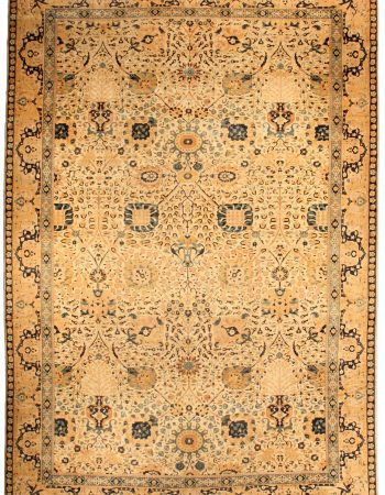 Antique Indian Rug BB3131