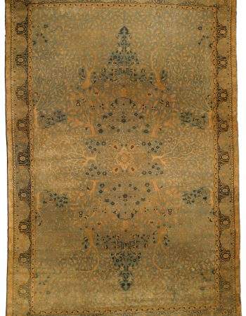 Antique Indian Rug BB4338