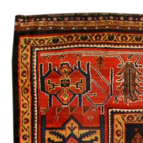 Antique Persian Bakhtiari Rug BB1427