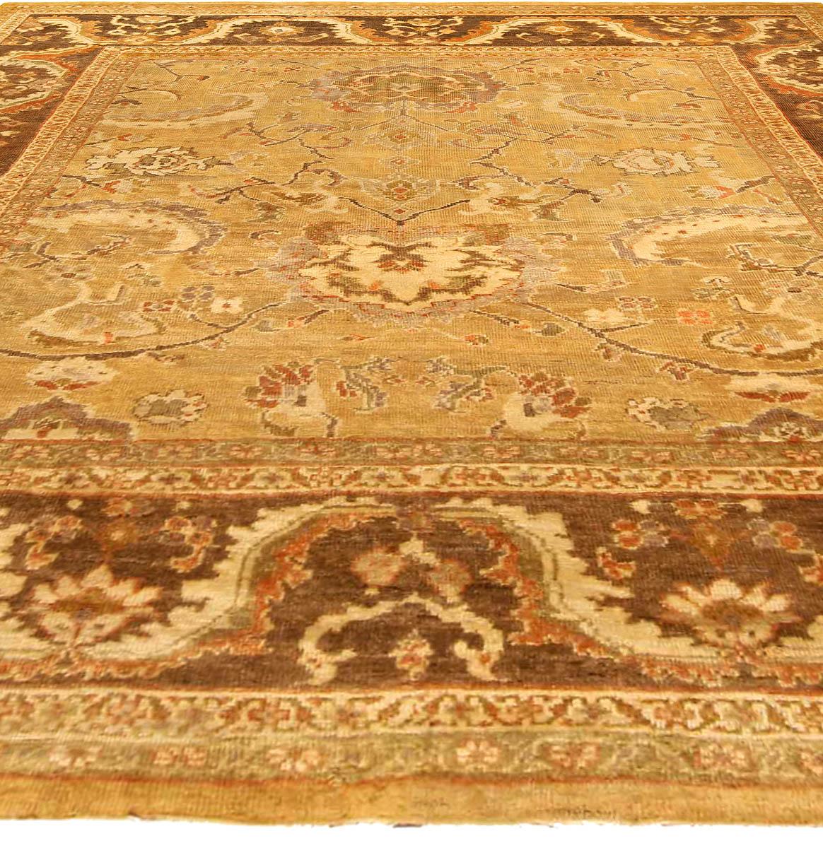 Antique Persian Sultanabad Carpet BB4160