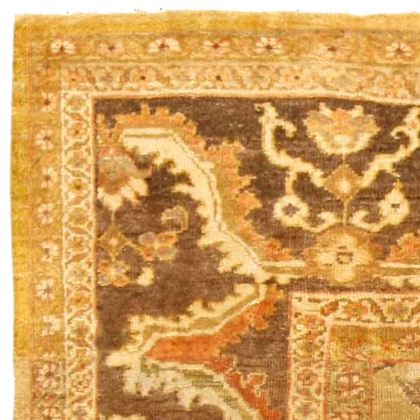 Vintage Persian Sultanabad Carpet BB4160