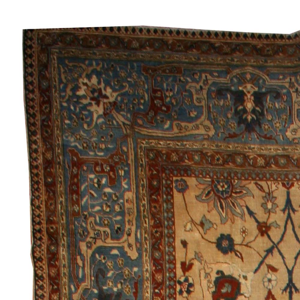Extra Large Antique Persian Tabriz Rug BB1400