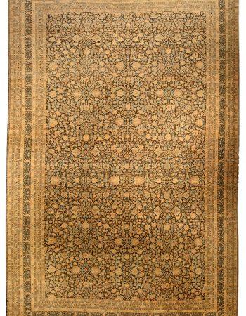 Vintage Persian Tabriz Rug BB4126
