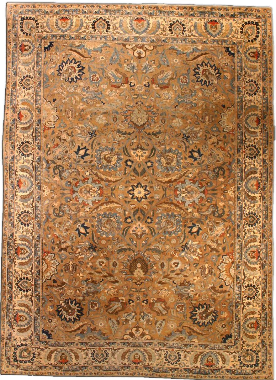 Persian Tabriz Carpet BB2739