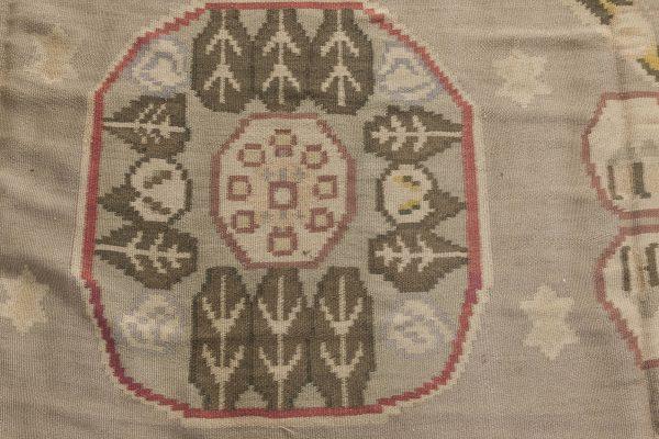 Vintage Bessarabian Rug BB2485