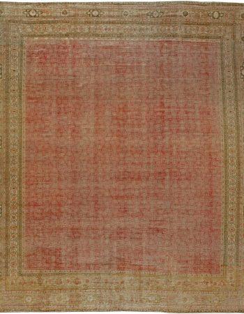 Antike türkische Hereke Teppich (Größe angepasst) BB5983