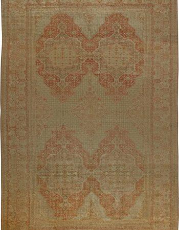 Maxi-Antique türkischen Hereke Teppich BB5981