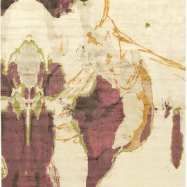 Silk Madgascar Rug by Eskayel for Doris Leslie Blau N11249