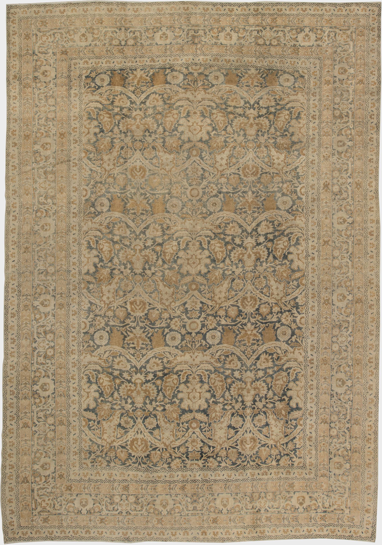 Antique Persian Kirman Rug BB4972