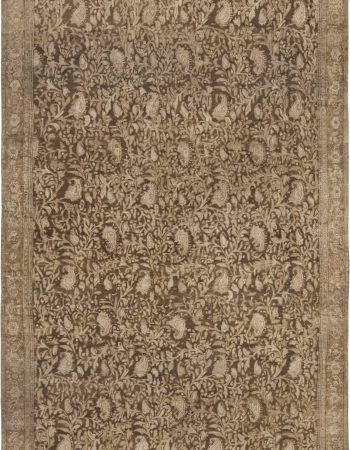 Antique Senneh Persian Rug BB4282