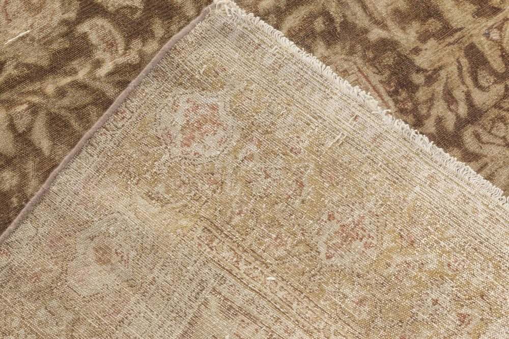 Antique Senneh Persian Rug BB4282