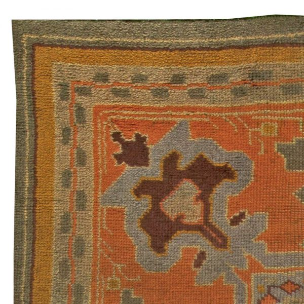 Vintage Arts & Crafts Rug BB5991
