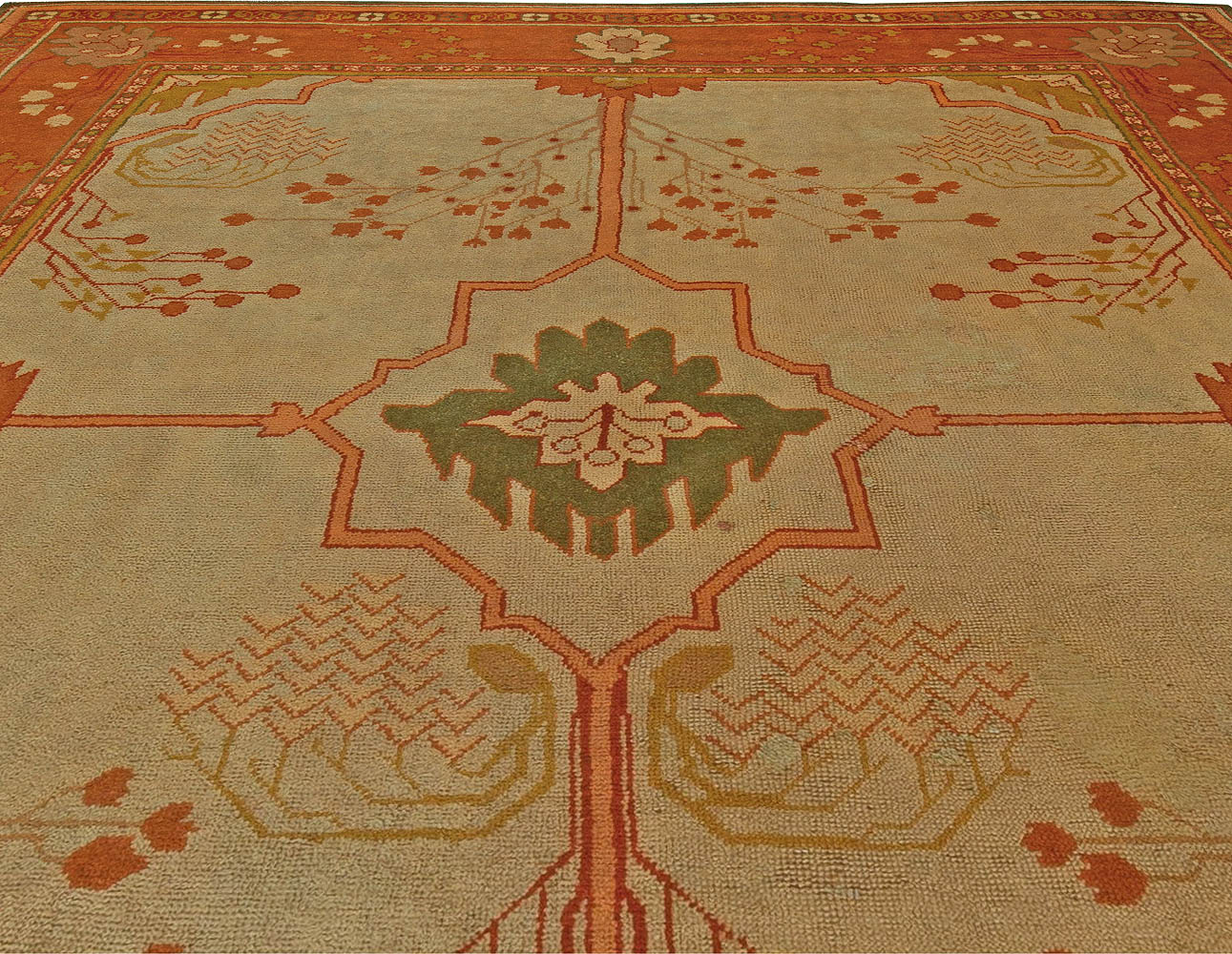 Arts And Crafts Style Rugs Rugs Ideas