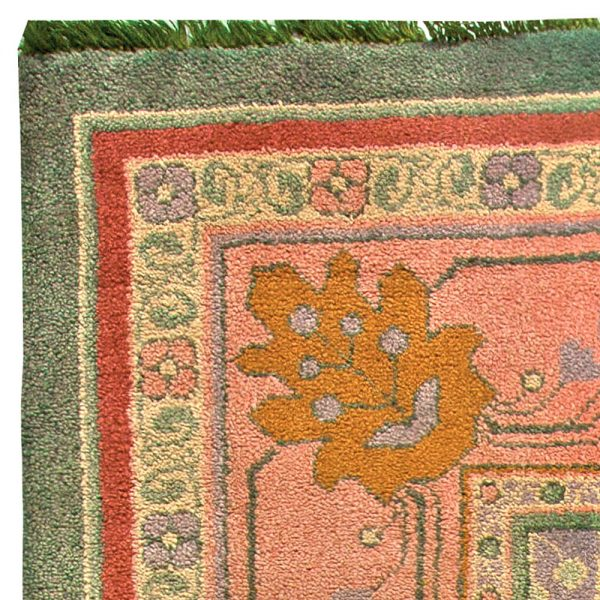 Vintage Arts & Craft Rug BB5808