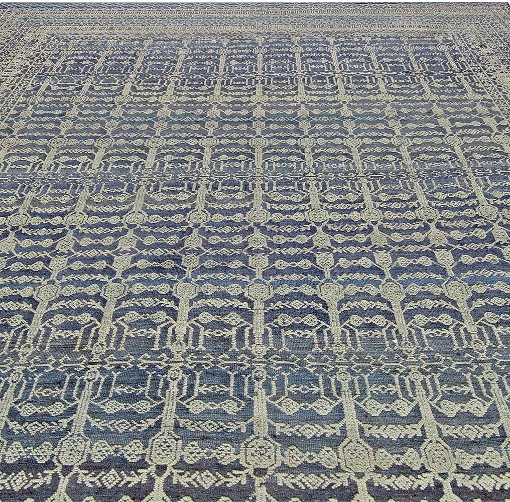 Traditional Samarkand Rug N11037