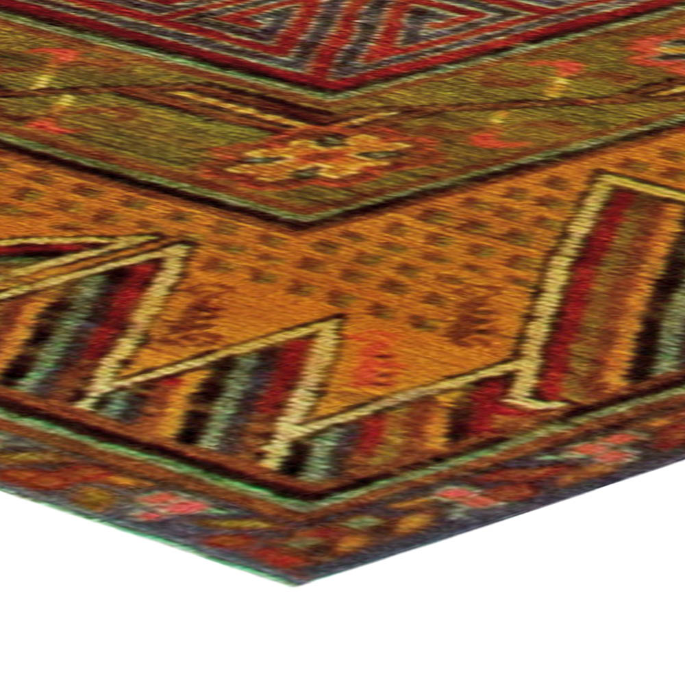 Vintage Samarkand Rug BB5776