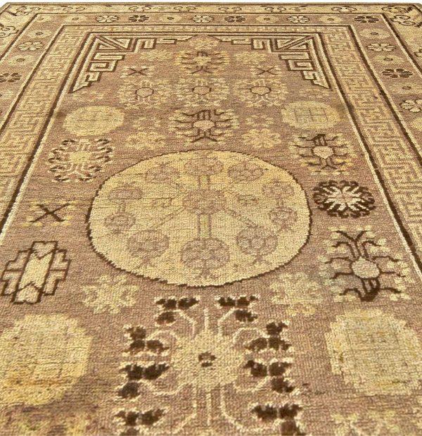 Vintage Samarkand Rug BB5803