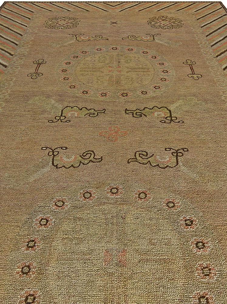 Vintage Samarkand Rug BB5806