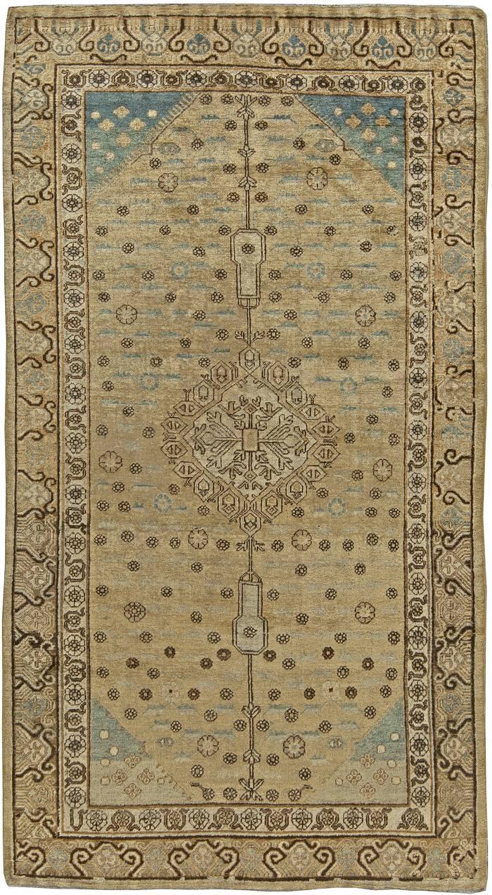 Vintage Samarkand Rug BB5972