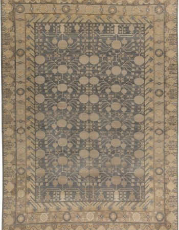 Traditional Oriental  Inspired Rug N11370